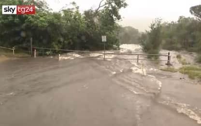 Australia, dopo gli incendi arrivano le piogge torrenziali. VIDEO