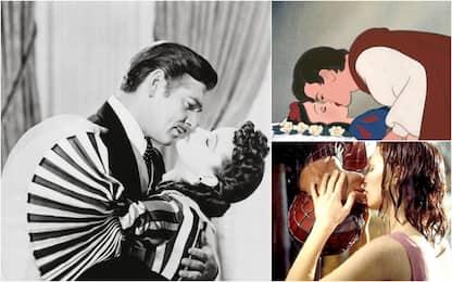San Valentino, baci più belli della storia del cinema. FOTO