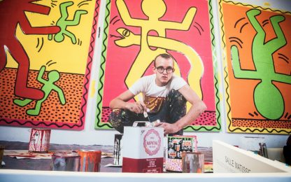 Dalla strada a icona anni '80, l'arte di Keith Haring. FOTO