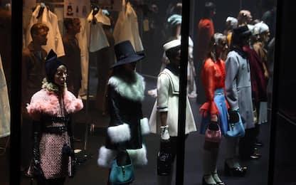 "Gucci, sfilata ""dietro le quinte"" a Milano Fashion Week.FOTO"