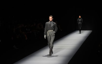 Alberta Ferretti alla Milano Fashion Week 2020. FOTO