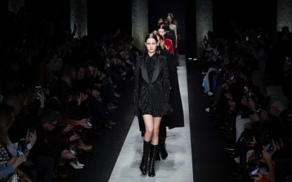 Scervino, la sfilata alla Milano Fashion Week 2020. FOTO