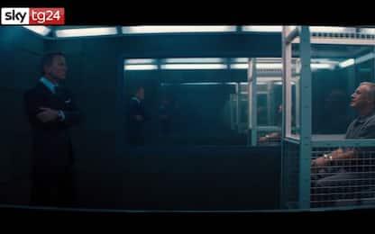 "SkyTG24 sul set del nuovo 007, James Bond ""No Time To Die"". VIDEO"