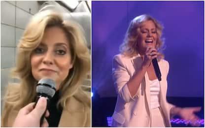 """""""Lady Gaga della metro"""" conquista la tv: canta Shallow da DeGeneres"""