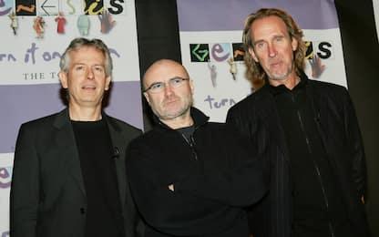 Tornano i Genesis: annunciati la reunion e il tour nel Regno Unito