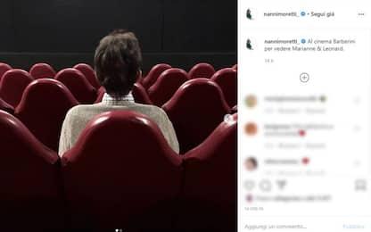 Coronavirus, Nanni Moretti e il cinema vuoto: la foto su Instagram