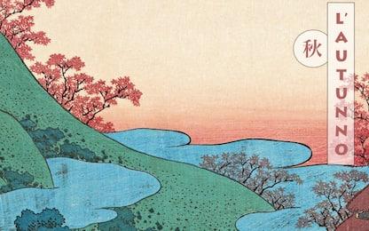 Come sono belle le Stagioni viste da Hokusai e Hiroshige