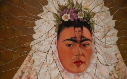 Coronavirus, on line la retrospettiva digitale su Frida Kahlo