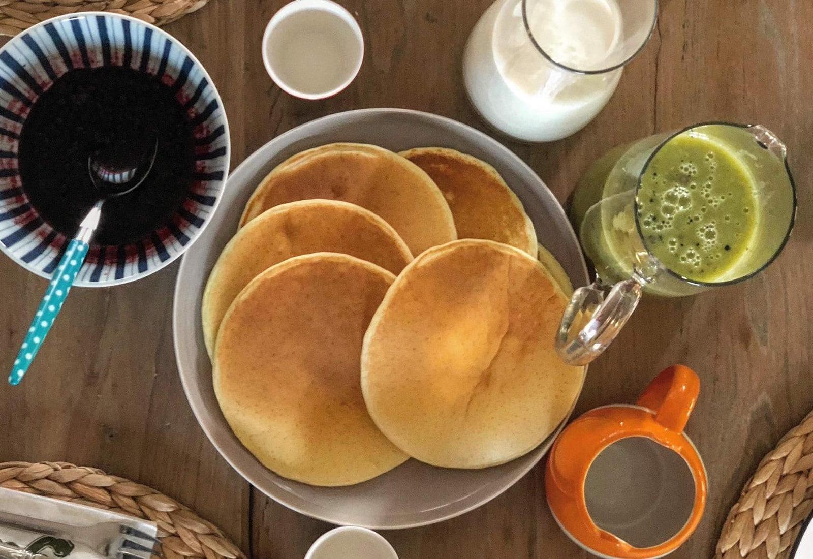 Come Fare I Pancake Ingredienti
