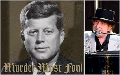 Bob Dylan pubblica una nuova canzone, è sull'assassinio di Kennedy