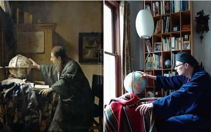 La sfida del Getty Museum: ricreate a casa i quadri