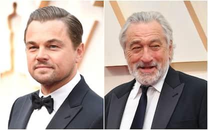 Coronavirus, DiCaprio e De Niro offrono ruolo comparsa a fan donatori