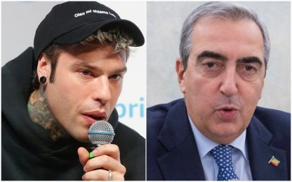 Gasparri fa causa a Fedez, il rapper replica su Instagram