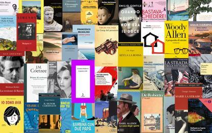 Libri, i consigli di lettura d'autore raccolti da Sky Tg24