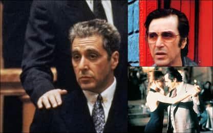 Al Pacino, la carriera della leggenda di Hollywood. FOTO