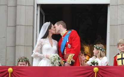 William e Kate, nono anniversario di matrimonio. FOTO