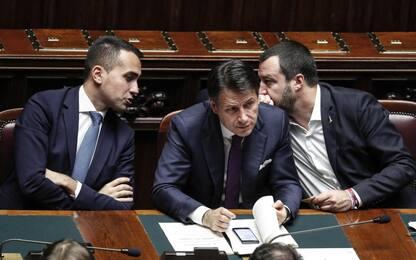 "Salvini: ""Nel 2019 flat tax per i dipendenti"". Di Maio resta prudente"
