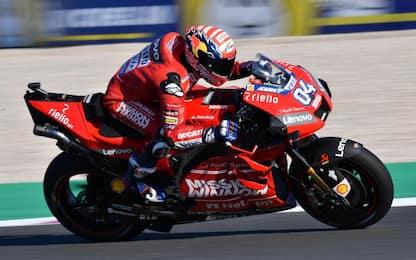 MotoGP: in Qatar trionfa Dovizioso, secondo Marquez