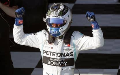 Formula 1, Bottas vince il Gp d'Australia 2019. Ferrari giù dal podio