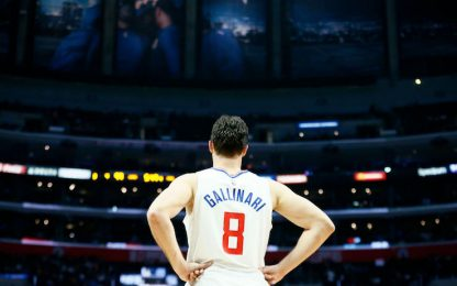 Nba, playoff: chi è Danilo Gallinari, il cestista italiano leader dei Clippers