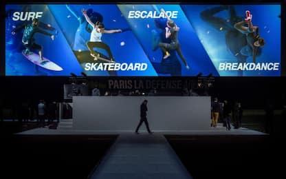 Olimpiadi 2024: altro sì per surf, arrampicata, breakdance e skate
