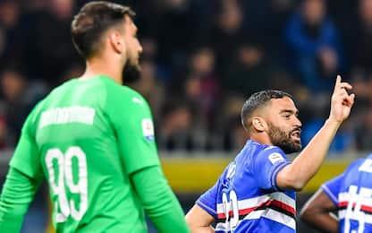 Serie A, Sampdoria-Milan 1-0: gol e highlights