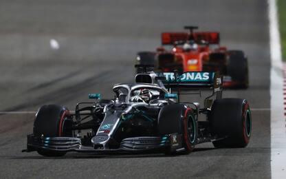 Formula 1, Hamilton vince il Gp del Bahrain 2019. Leclerc sul podio