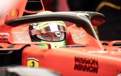 F1, test Bahrain: 2° tempo di Mick Schumacher nell'esordio su Ferrari