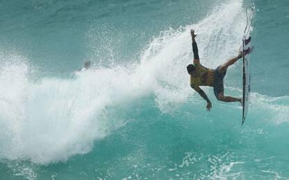 Australia, lo spettacolo del surf nella Pro Gold Coast. FOTO