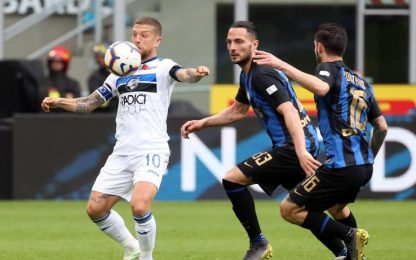 Serie A, Inter-Atalanta 0-0: gli highlights