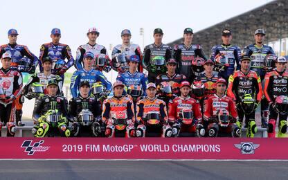 MotoGP 2019: tutti i piloti del mondiale. FOTO