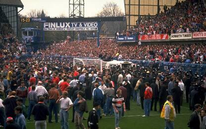 Strage Hillsborough: quando morirono 96 tifosi del Liverpool