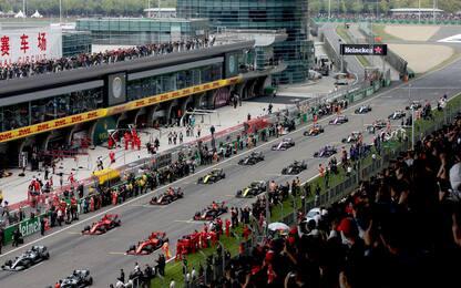 Formula 1, tutte le macchine del Mondiale 2019. FOTO