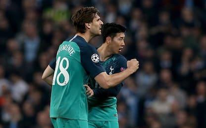 Champions League, Manchester City-Tottenham 4-3: gol e highlights