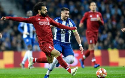 Champions League,  Porto-Liverpool 1-4: gol e highlights dei quarti