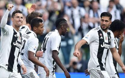 Serie A, Juventus-Fiorentina 2-1: gol e highlights