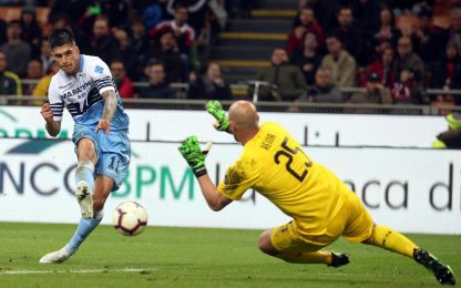 Coppa Italia, Milan-Lazio 0-1. FOTO