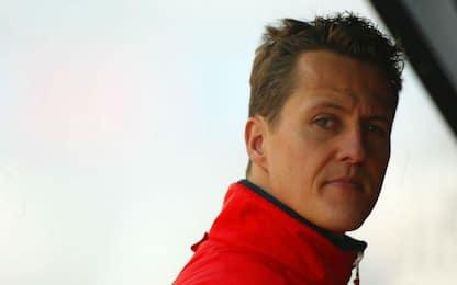 Michael Schumacher: tutte le foto dell'ex pilota Ferrari