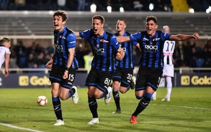 Serie A, Atalanta-Udinese 2-0: gol e highlights