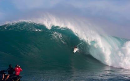Wsl, gli Oscar del surf: ecco i vincitori dei Big Wave Awards.VIDEO