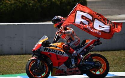 MotoGP di Spagna, Marquez vince gran premio di Jerez. FOTO