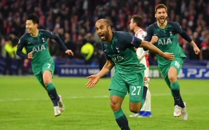 Champions League, Ajax-Tottenham 2-3: gol e highlights