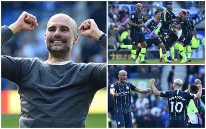 Premier League 2019, Manchester City campione davanti al Liverpool