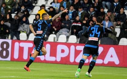 Serie A, Spal-Napoli 1-2: gol e highlights