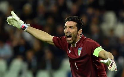 Gigi Buffon: le immagini più belle del portierone della Juve