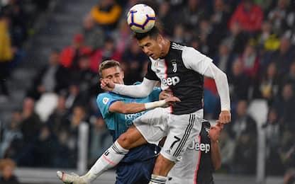 Serie A, Juventus-Atalanta 1-1: gol e highlights