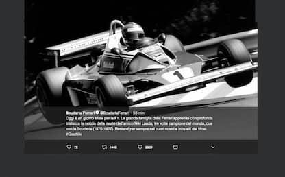 Addio Niki Lauda, il ricordo del mondo dello sport. FOTO