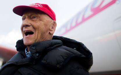 """Niki Lauda, le frasi celebri: """"Ho imparato di più dalle sconfitte"""""""