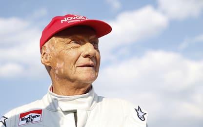 E' morto Niki Lauda, l'ex campione di Formula 1 aveva 70 anni