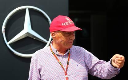 Addio Niki Lauda, tre volte campione del mondo di F1